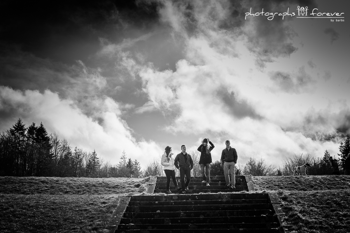 family photo session in Monaghan