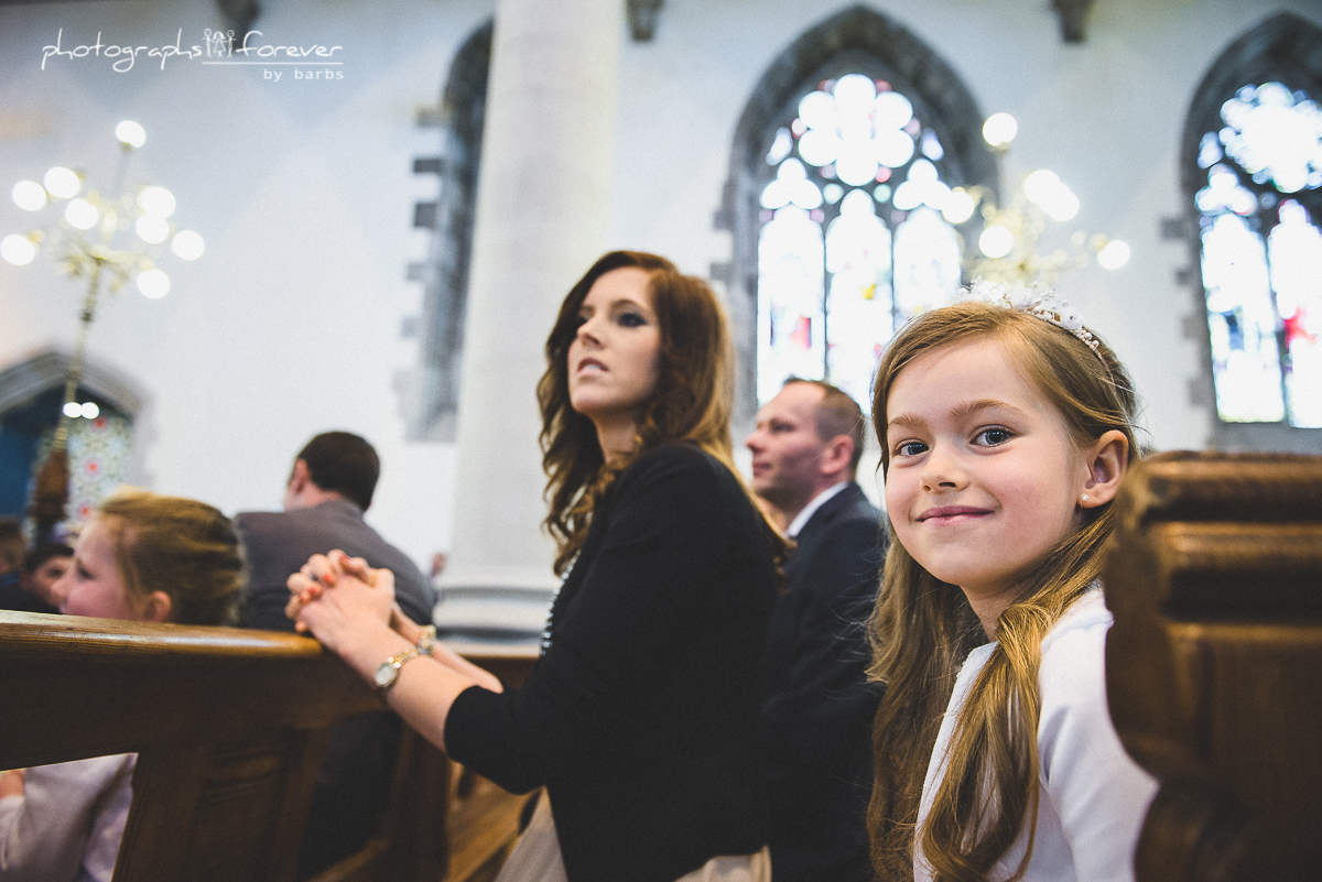 christetning photography in monaghan