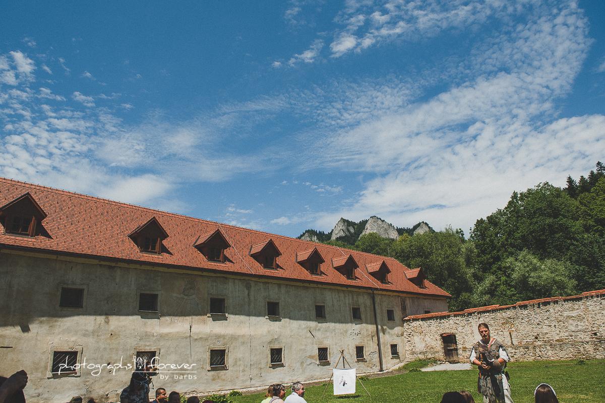 Falconers of King Svatopluk Czerwony Klasztor Trzy Korony