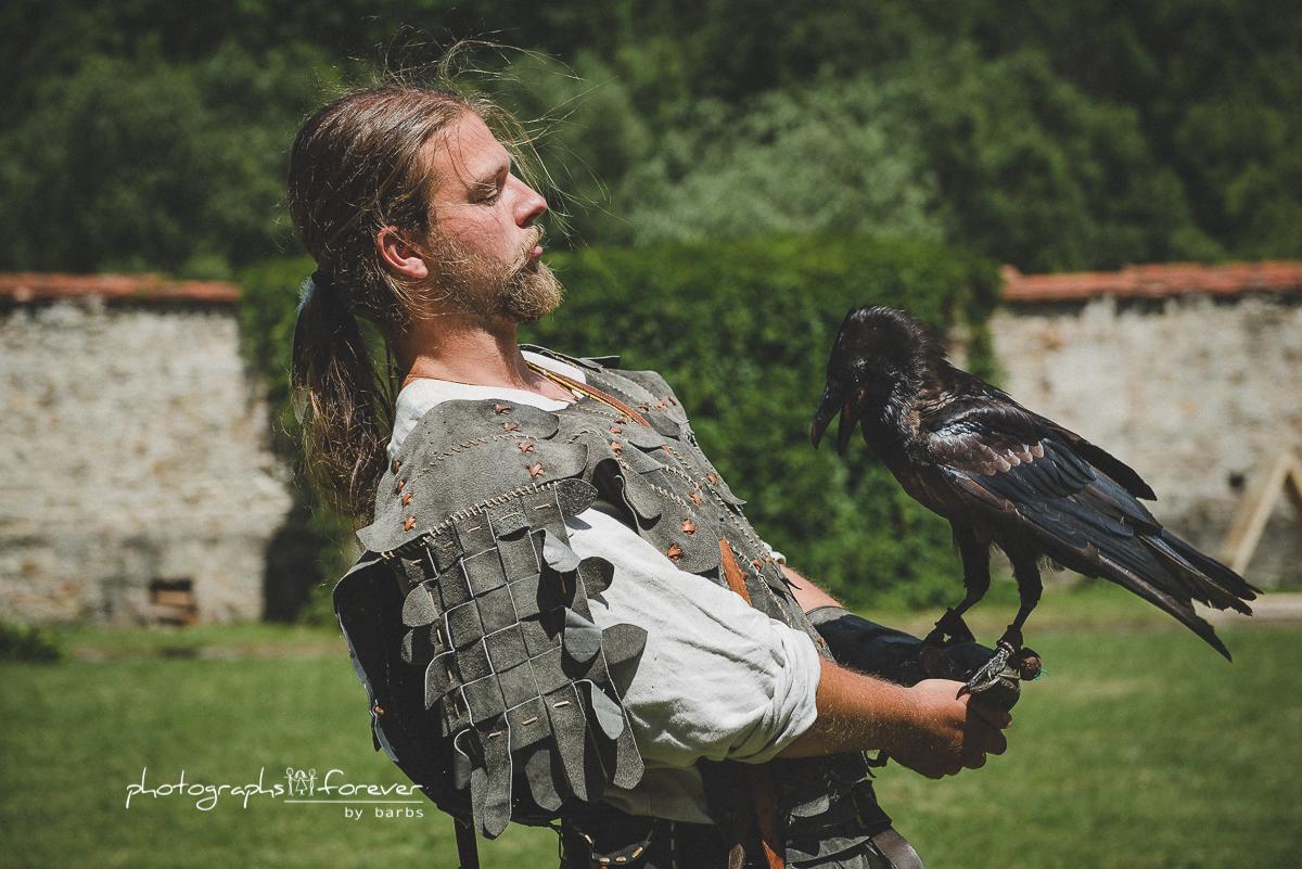 Falconers of King Svatopluk Czerwony Klasztor