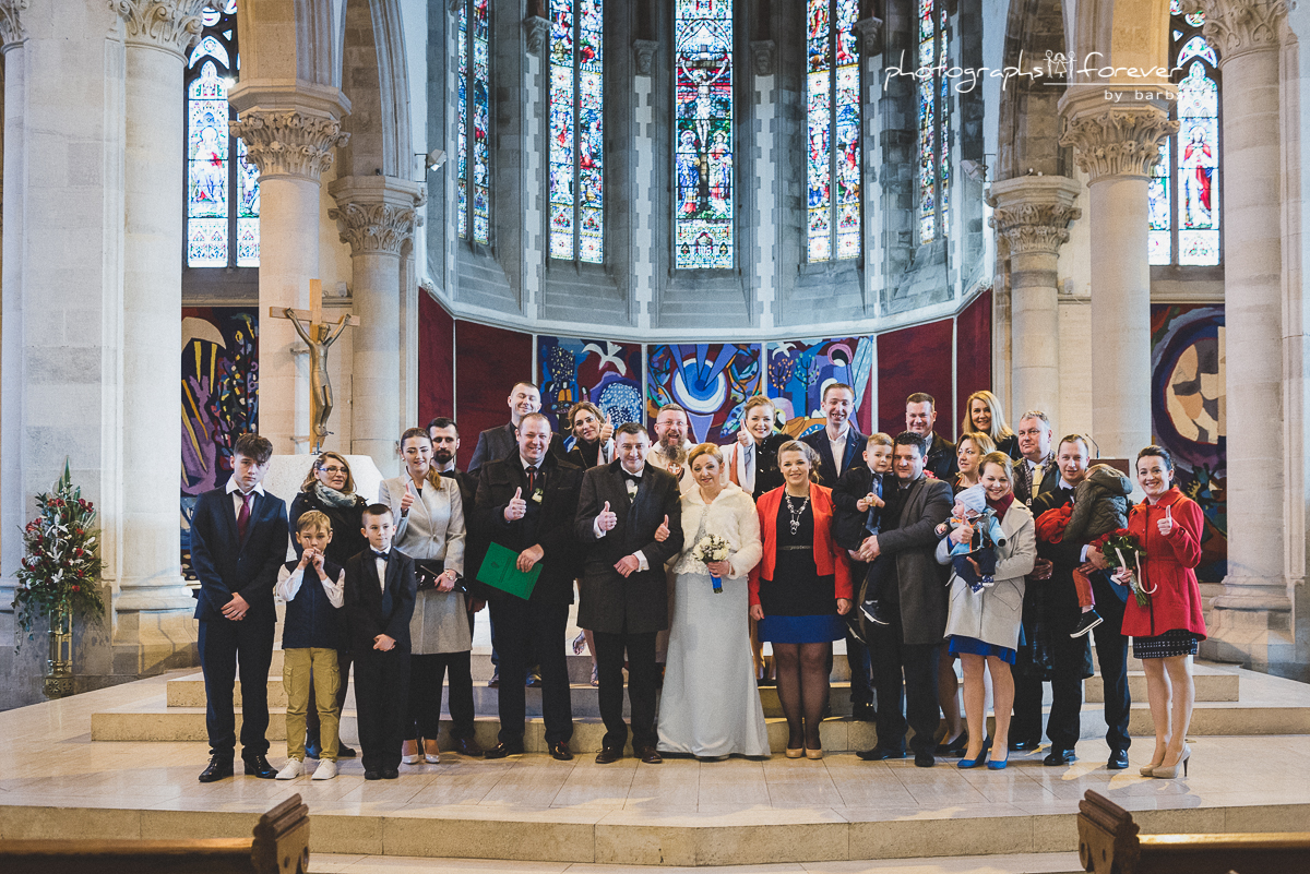 wedding photographer in ireland