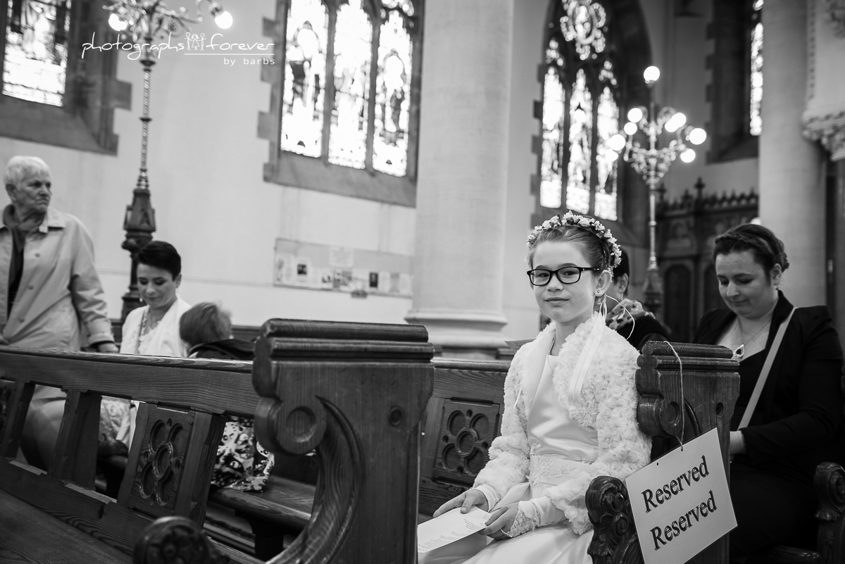 first communion photographs in monaghan