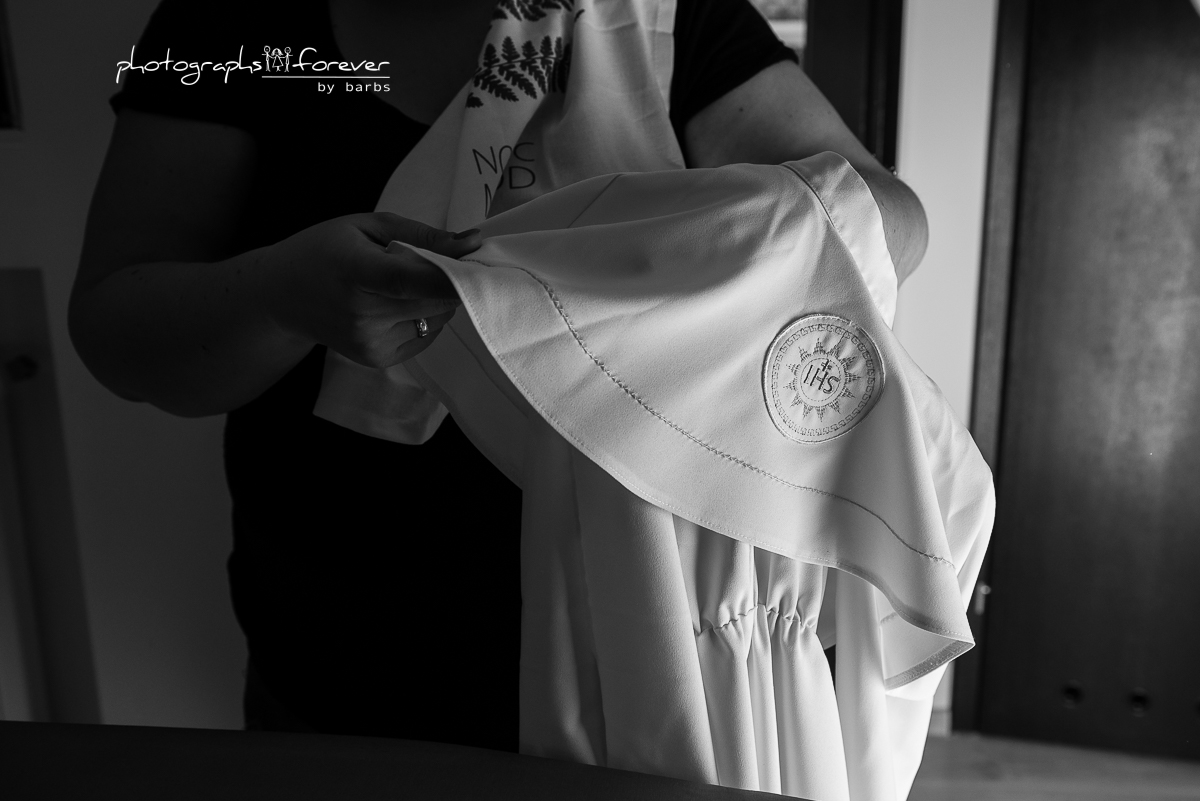 First Communion Photography Reportage