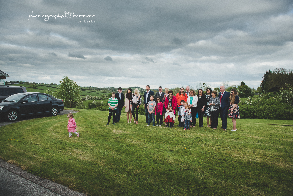 Confirmation Day Photographs in Monaghan Family Photographer