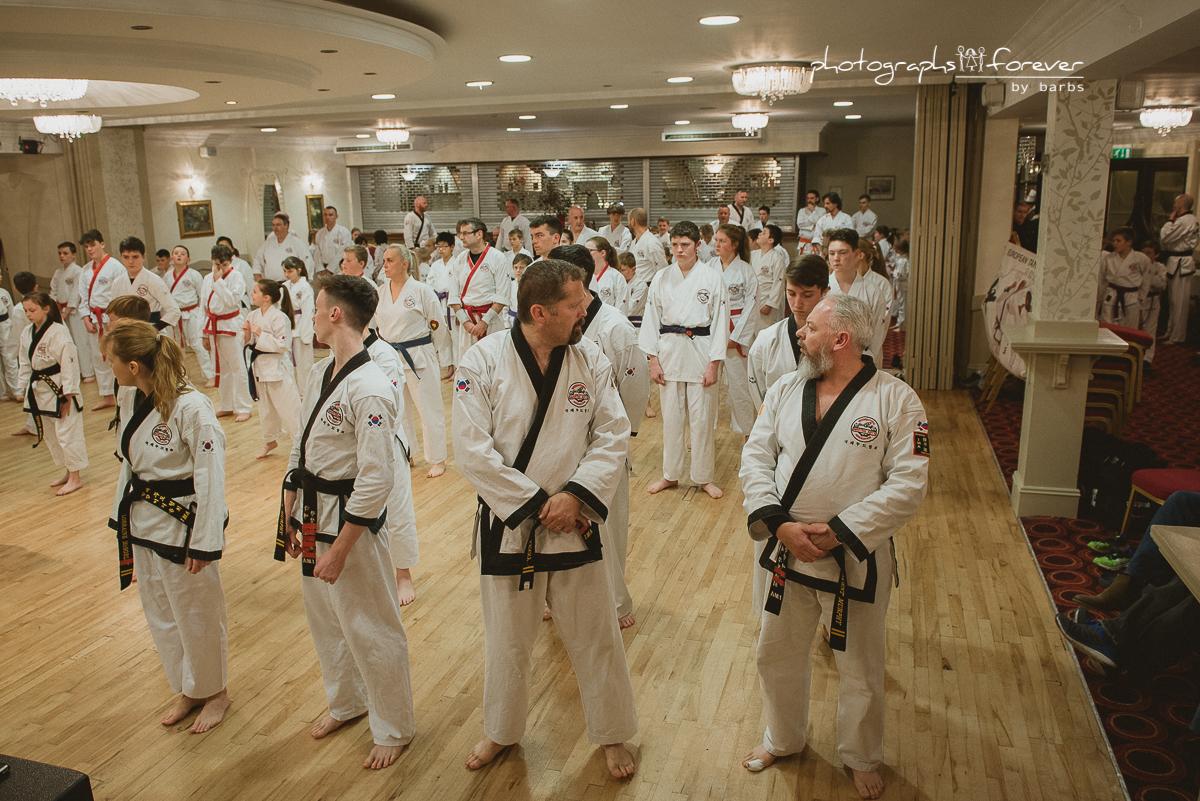 Tang Soo Do Monaghan seminar