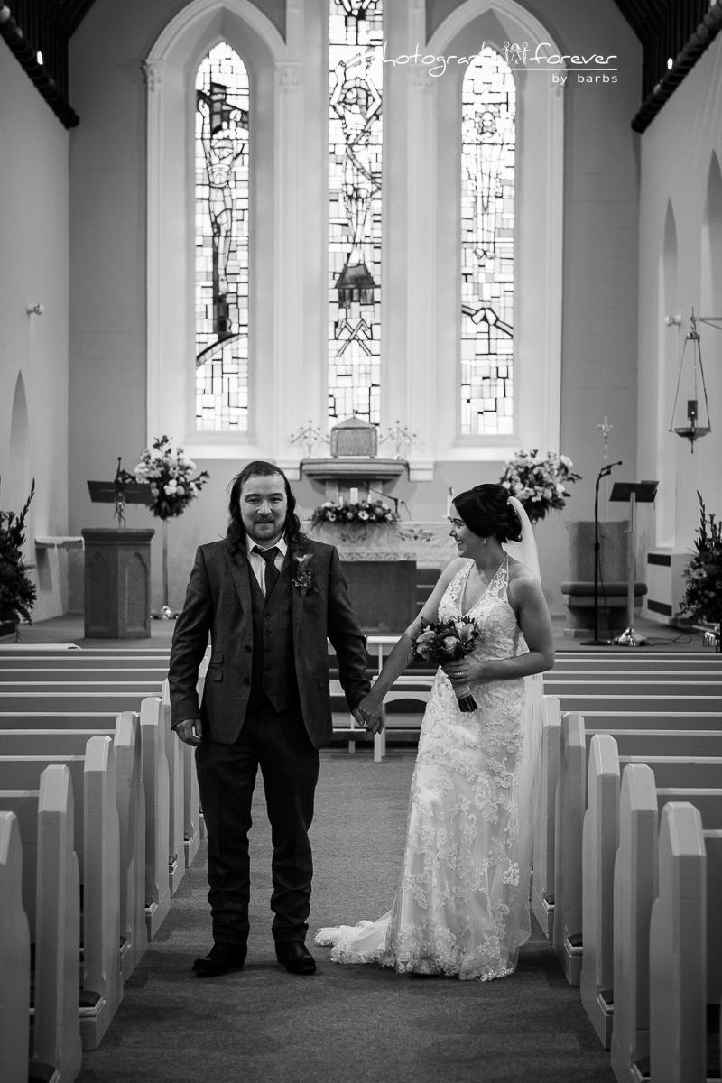 wedding photographer monaghan ireland wedding documentary