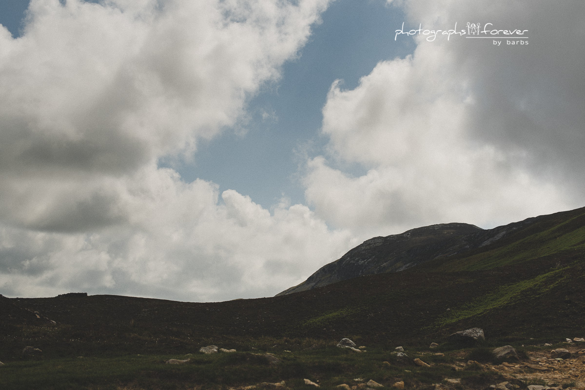 Croagh Patrick Mountains