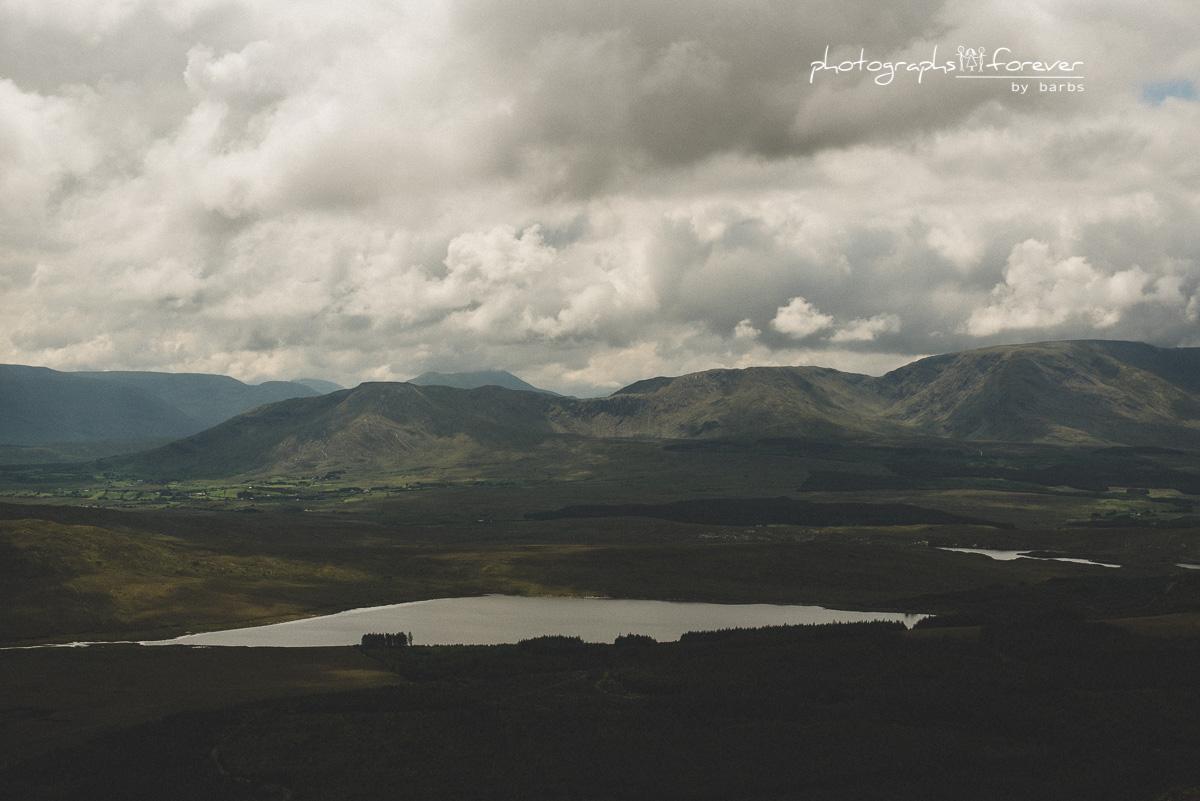Croagh Patrick Mountains