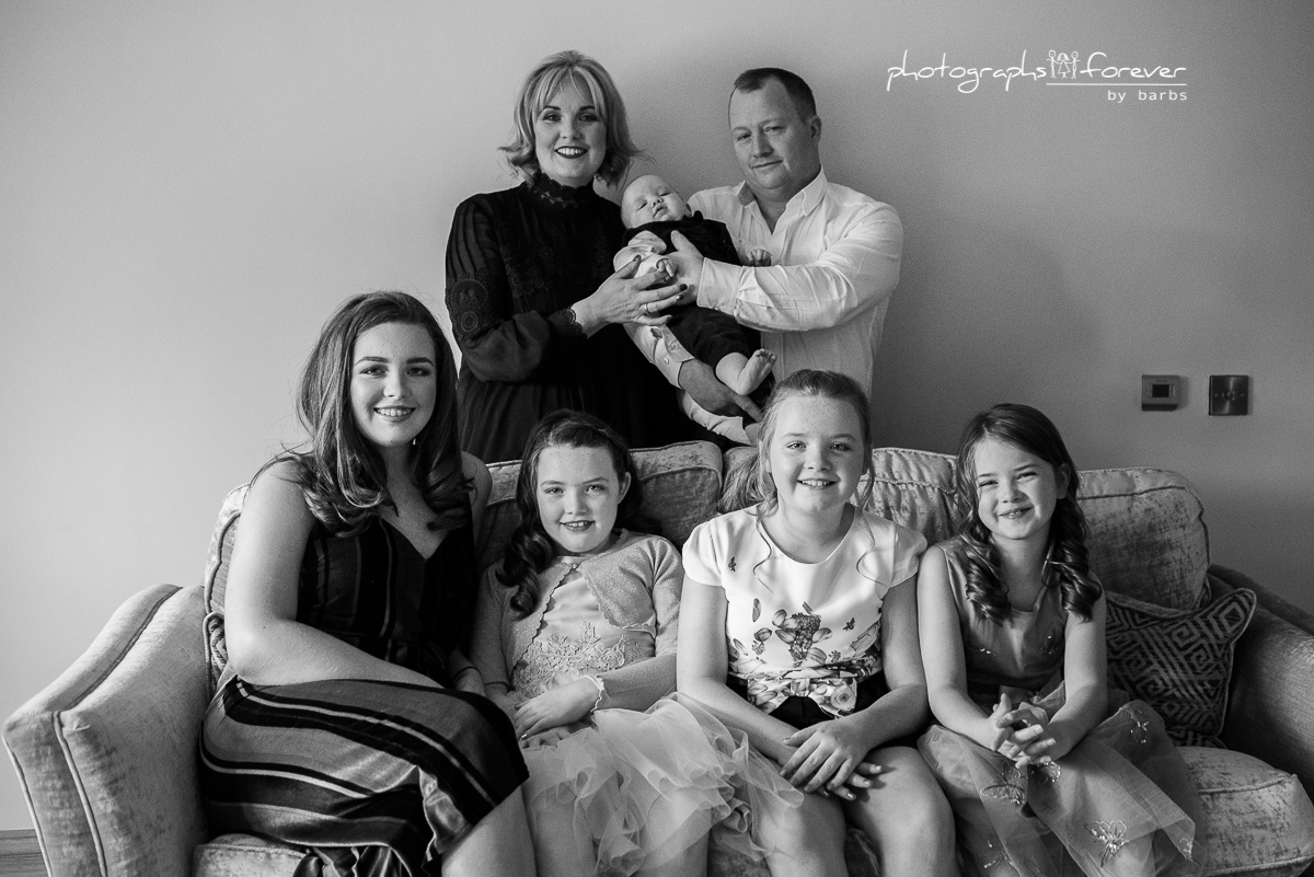 family portraits monaghan family photoshoot