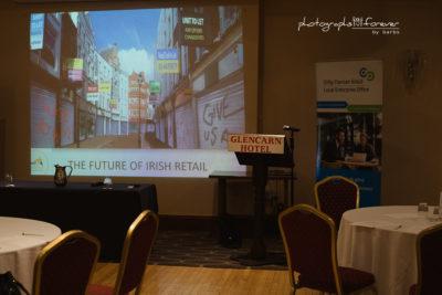 LEO David Fitzsimons Retail Event Castleblayney