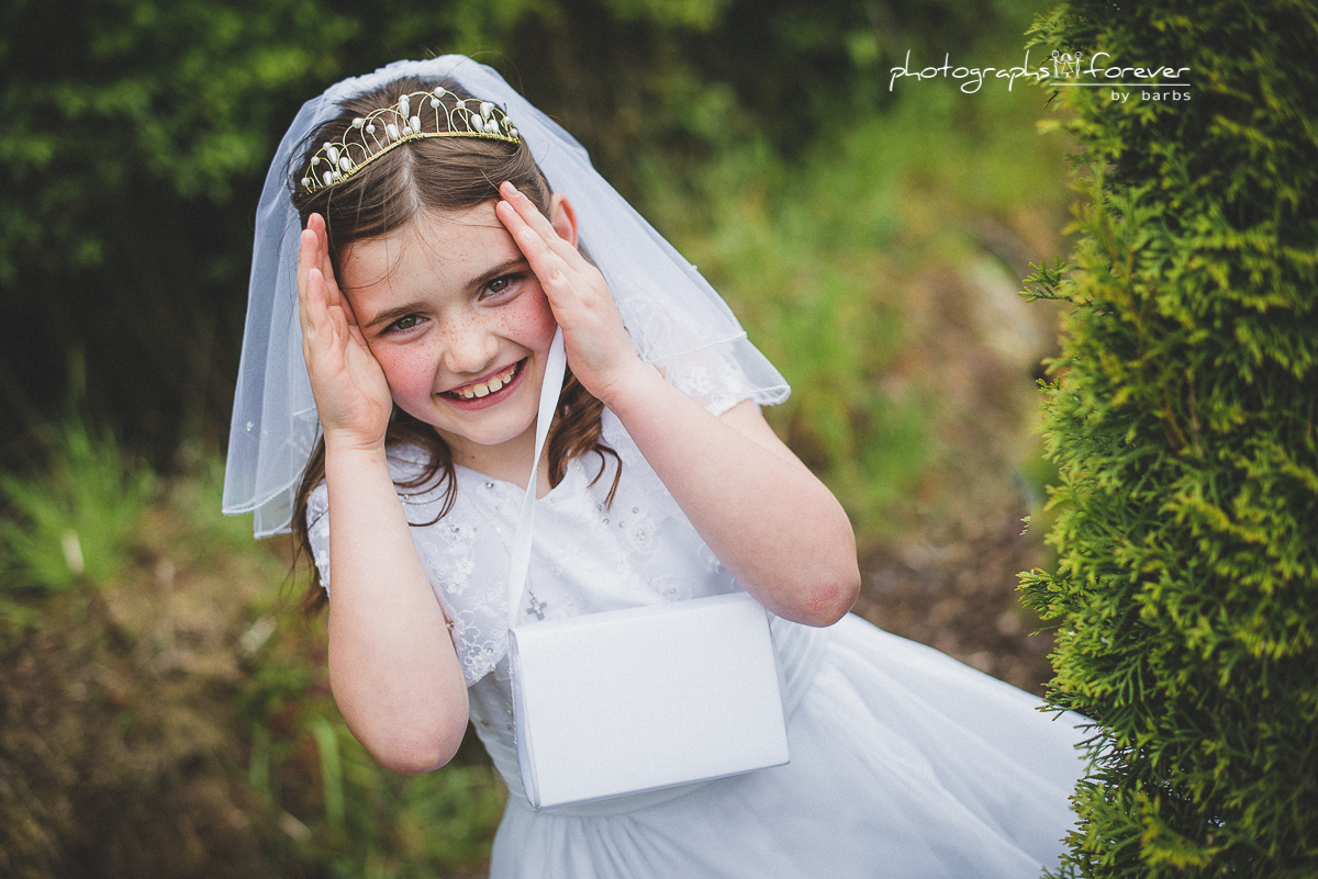 first communion photographs monaghan