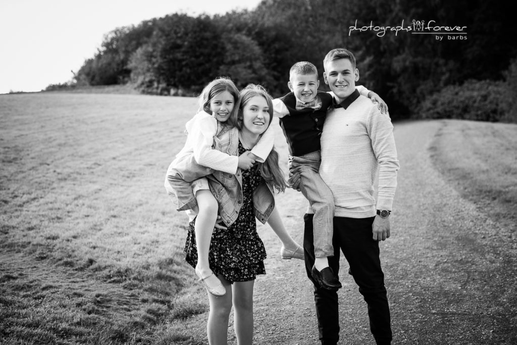 family sessions portraits first communion monaghan